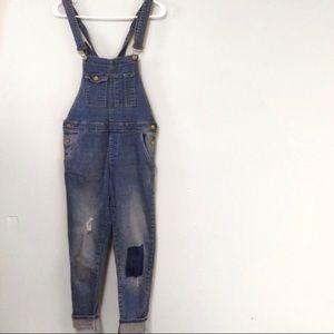 Girl's Zara Overalls